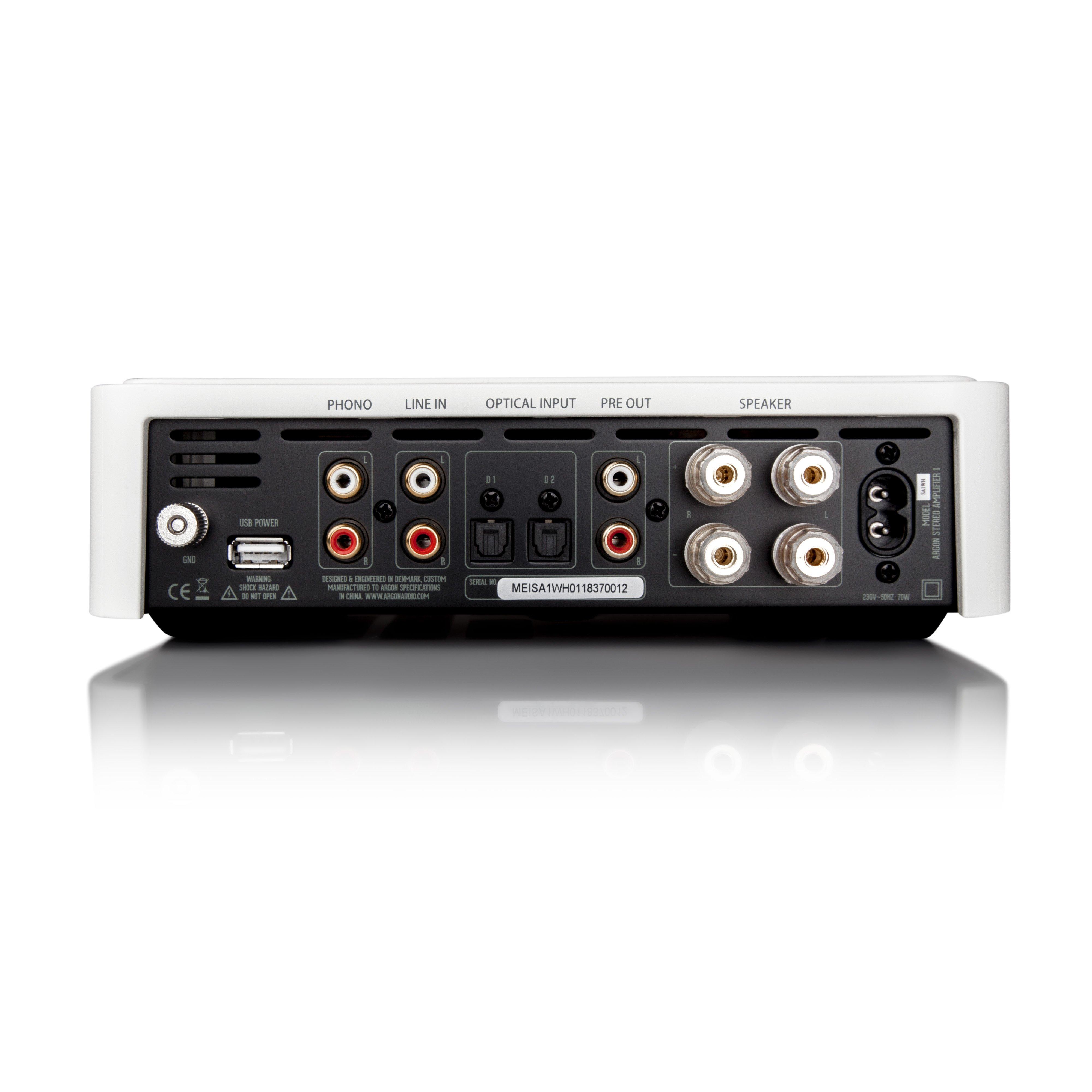 argon stereo amplifier 1